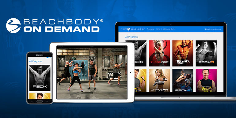 Beachbody on Demand: How to Get Access