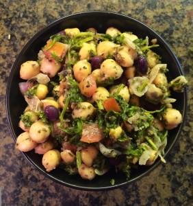 Balela Salad - Clean Eating Recipe