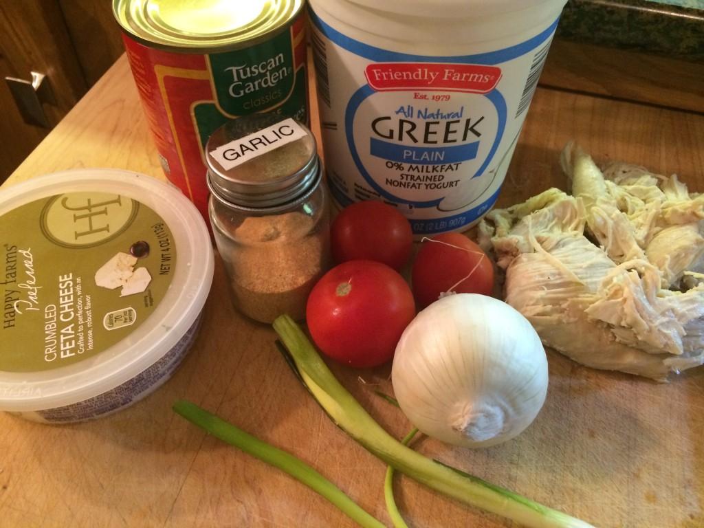 clean eating mediterranean wraps