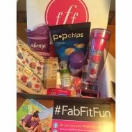 Fab Fit Fun Promo Code:  $10 off Summer Box
