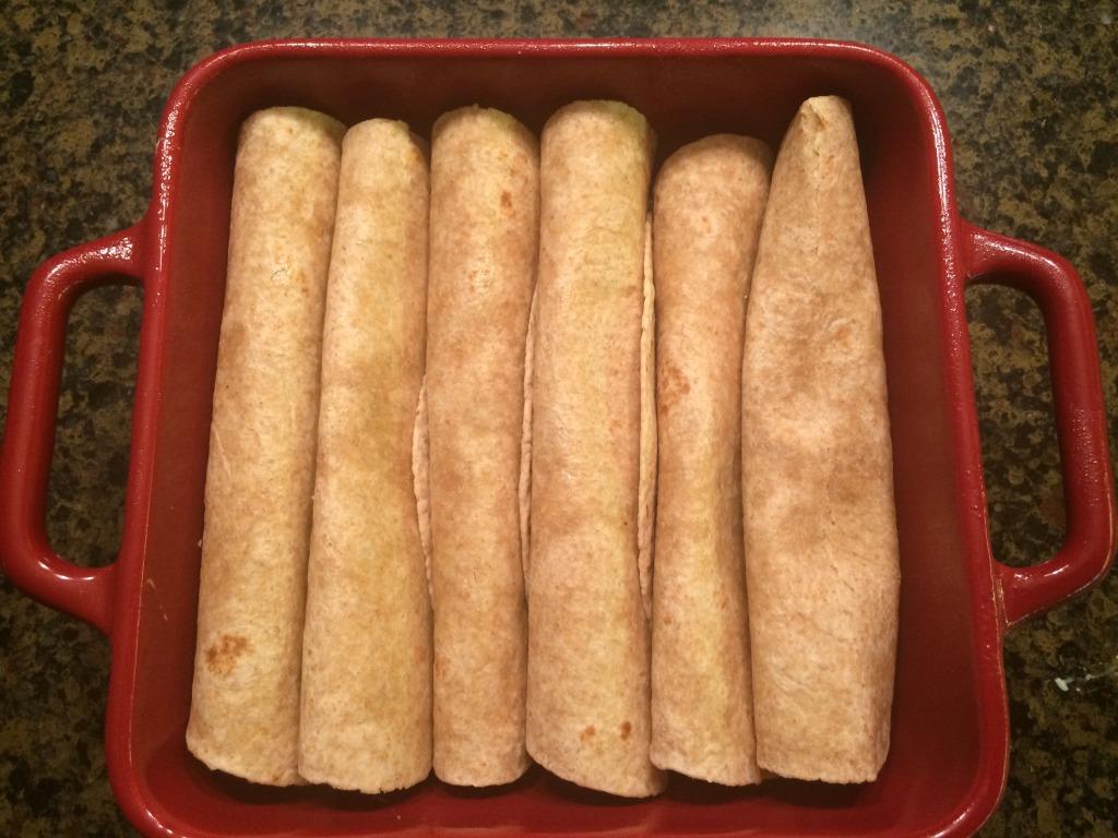 clean eating chicken enchiladas 21 day fix