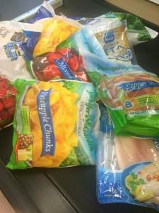 Dollar Tree Frozen Foods