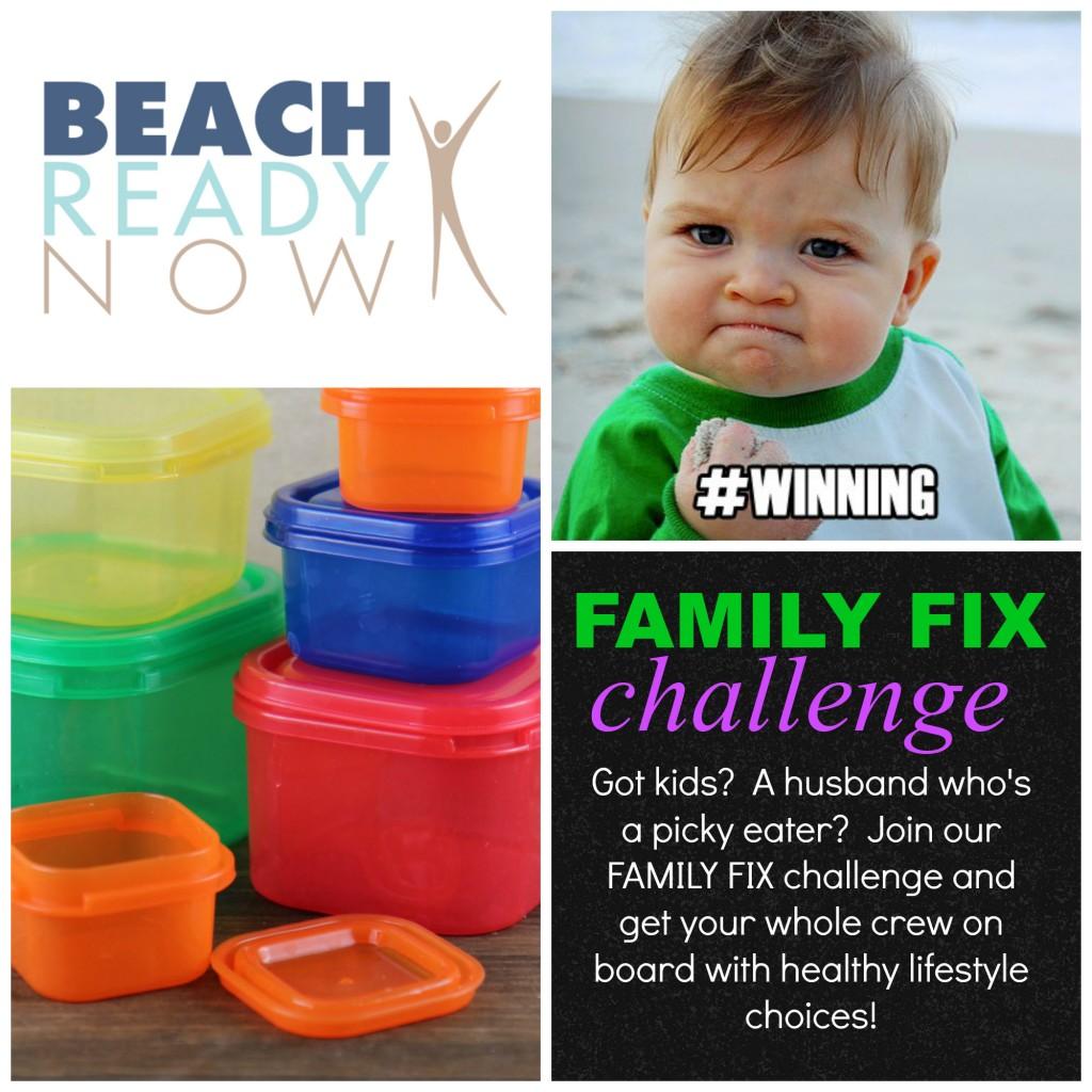 Family Fix Challenge Group Starts Soon! beachreadynow.com