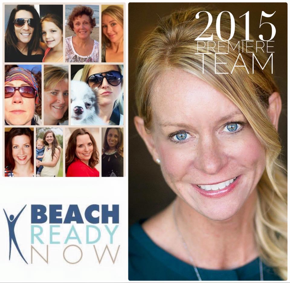 Beach Ready Now 2015 Premiere Coach Kim Danger