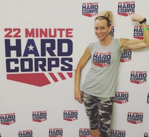 22 Minute Hard Corps - Tony Horton's New Workout #GetSome