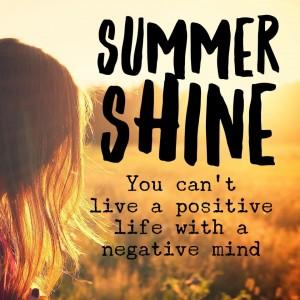 Summer Shine Challenge Group