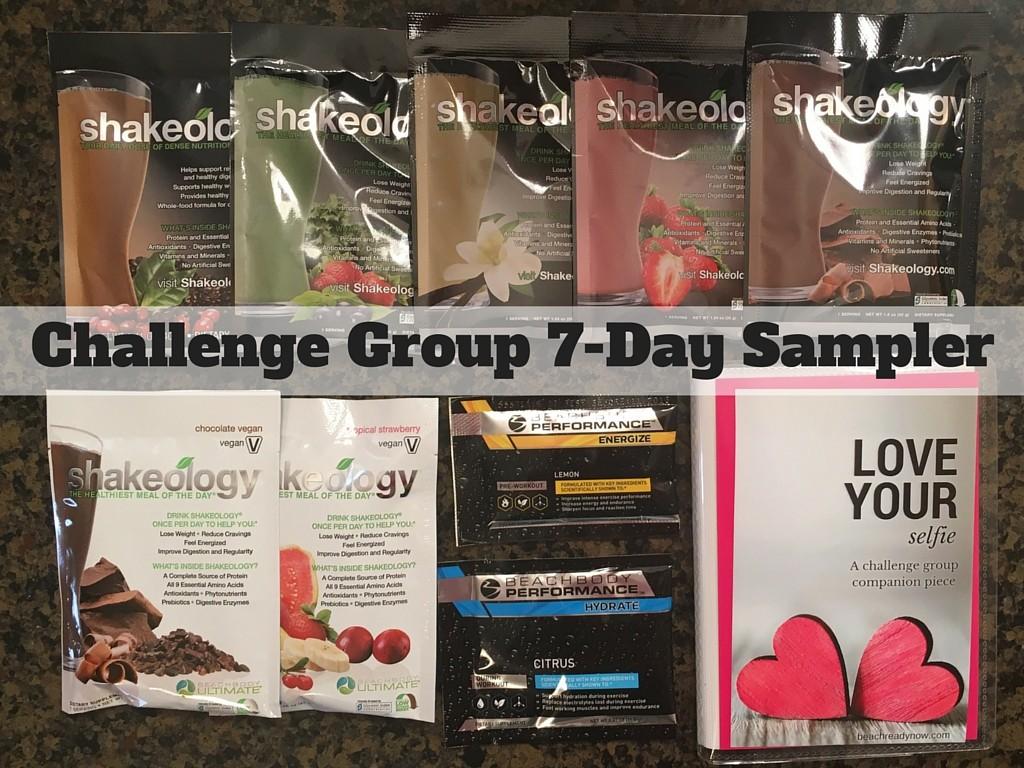 Challenge Group 7-Day Sampler