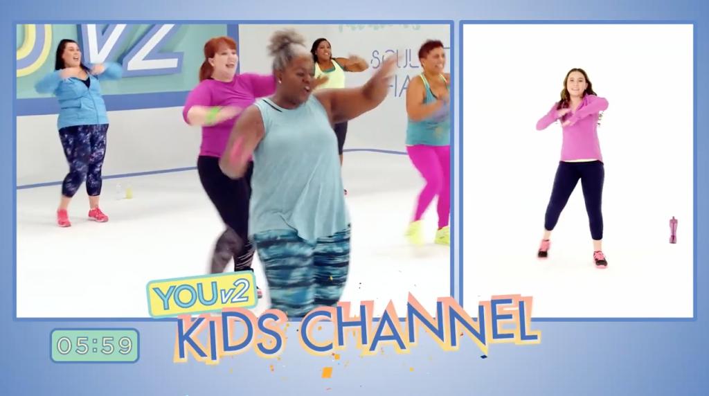Youv2 Beachbody on Demand Kids Channel