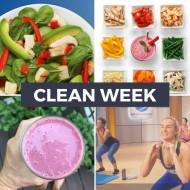Clean Week:  A 7-Day Kickstart for Beginners