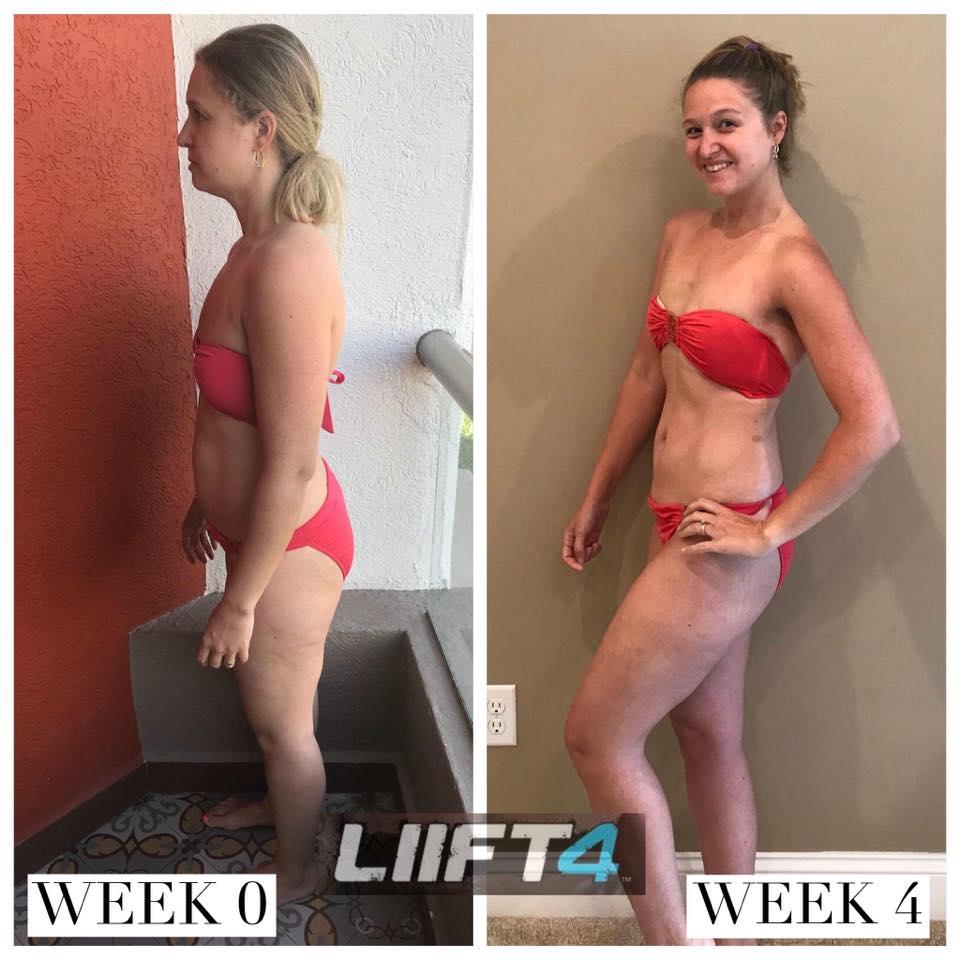 LIIFT 4 Transformation Pics