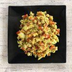 Vegan Mediterranean Couscous